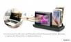 Power Bank menu 2017 WiFi с 2 сенсорными экранами 20800 mAh (горизонт) 2