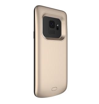 Чехол аккумулятор для Samsung S9 Plus 5200 mah ProStrum Gold