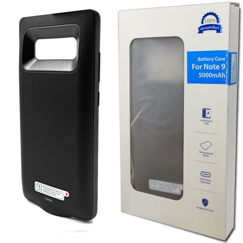 Чехол зарядка для Samsung Galaxy Note 8 5500mah