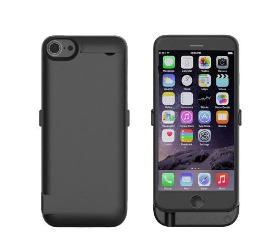 Чехол аккумулятор для iPhone 7 Plus 5800 mAh - 5.5 ProStrum black