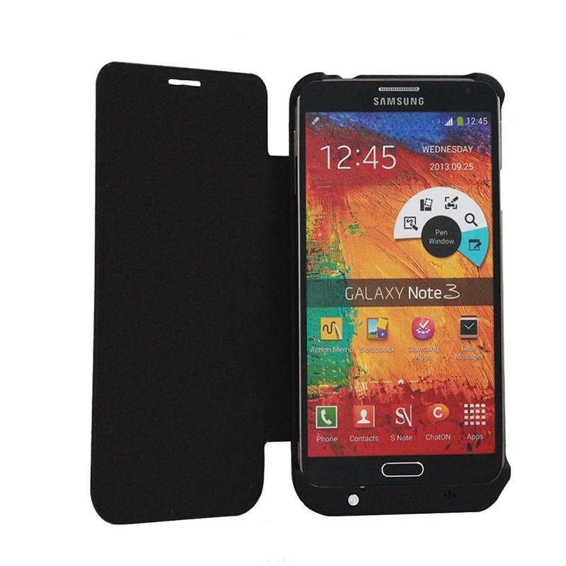 Чехол батарея Samsung Galaxy Note 3 flip