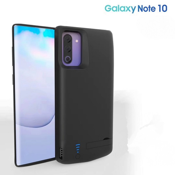 Чехол аккумулятор для Samsung Galaxy Note 10 5000 mah Prostrum Black