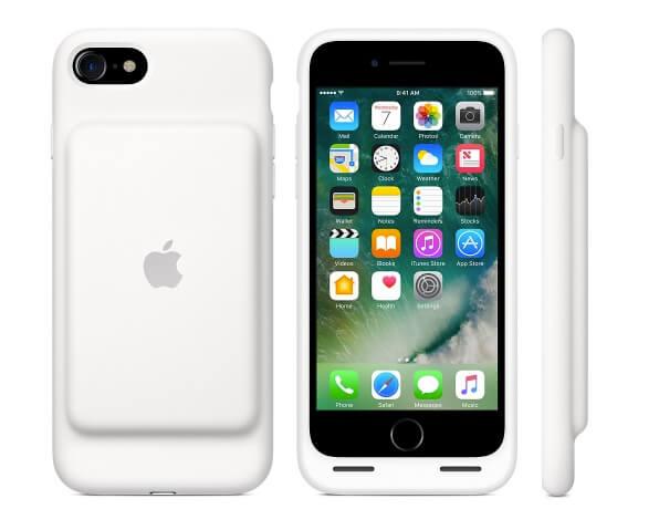 Чехол Apple iPhone 7 Smart Battery Case - White