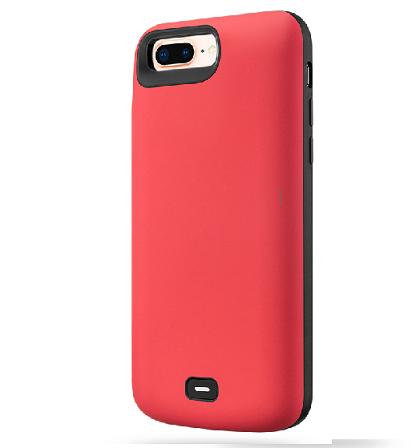 Чехол аккумулятор для iPhone 6 Plus/6S+/7+/8+ 8000 mah ProStrum Red