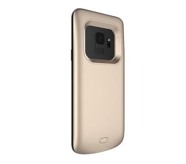 Чехол аккумулятор для Samsung S9 4700 mah ProStrum Gold