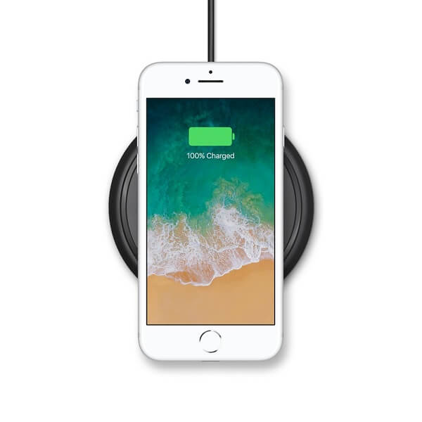 Беспроводная зарядка Mophie wireless charging base