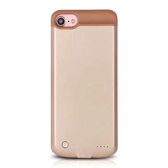 Чехол батарея для iPhone 7 Gold 3800 mah