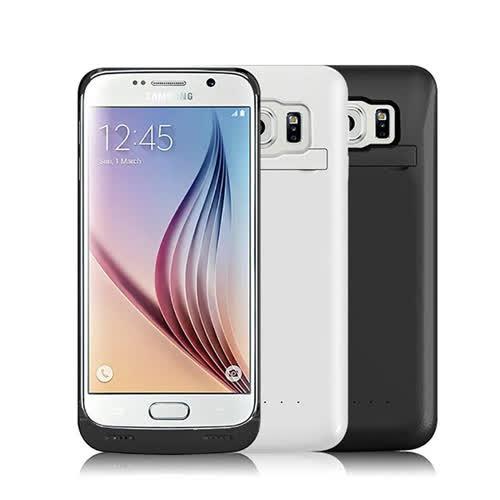 Чехол аккумулятор для Samsung galaxy S6 4200 mah