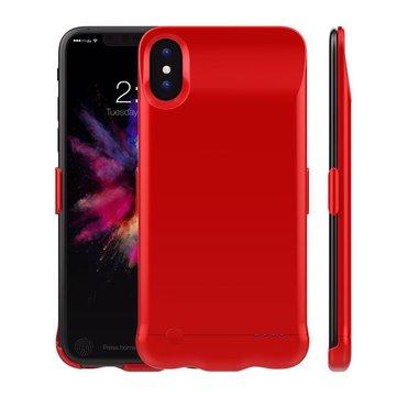 Чехол зарядка для iPhone X 5200 mah Red - iPhone 10 Power Charge