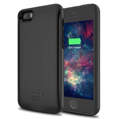 Чехол зарядка для iPhone 5/5S/SE- 4000 mah