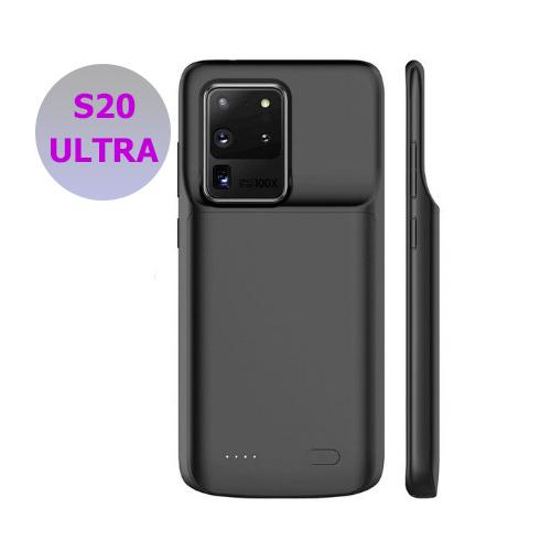Чехол батарея для Samsung S20 ULTRA 6000mAh