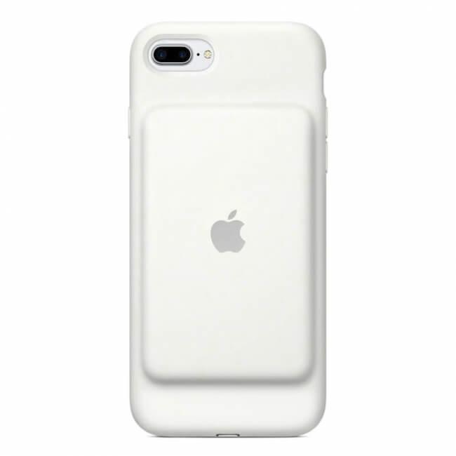 Чехол-аккумулятор Smart Battery Case OEM White для iPhone 7 Plus