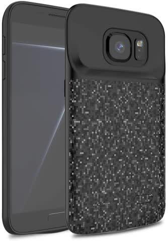 Чехол аккумулятор для Samsung Galaxy S7 4200 mAh