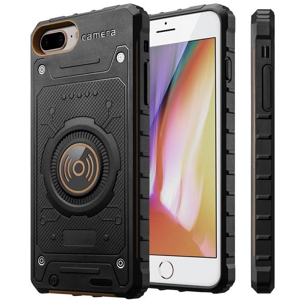 Чехол зарядка ProStrum для iPhone 6+/6s+/7+/8+  5000mAh с функцией беспроводной зарядки QI