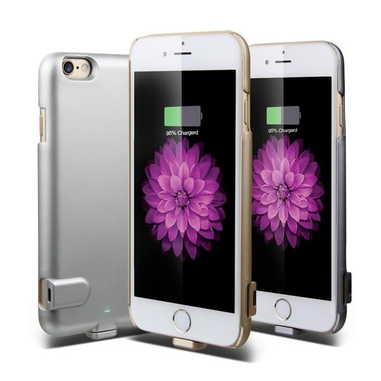 Чехол-зарядка iPhone 6 Plus /6S plus 2000mah. 5.5