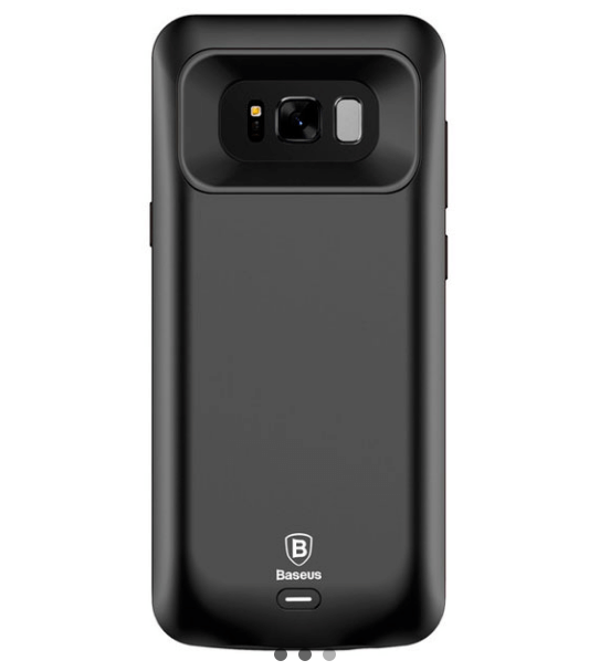 Чехол-аккумулятор Baseus Geshion Backpack 5500mAh Black для Samsung Galaxy