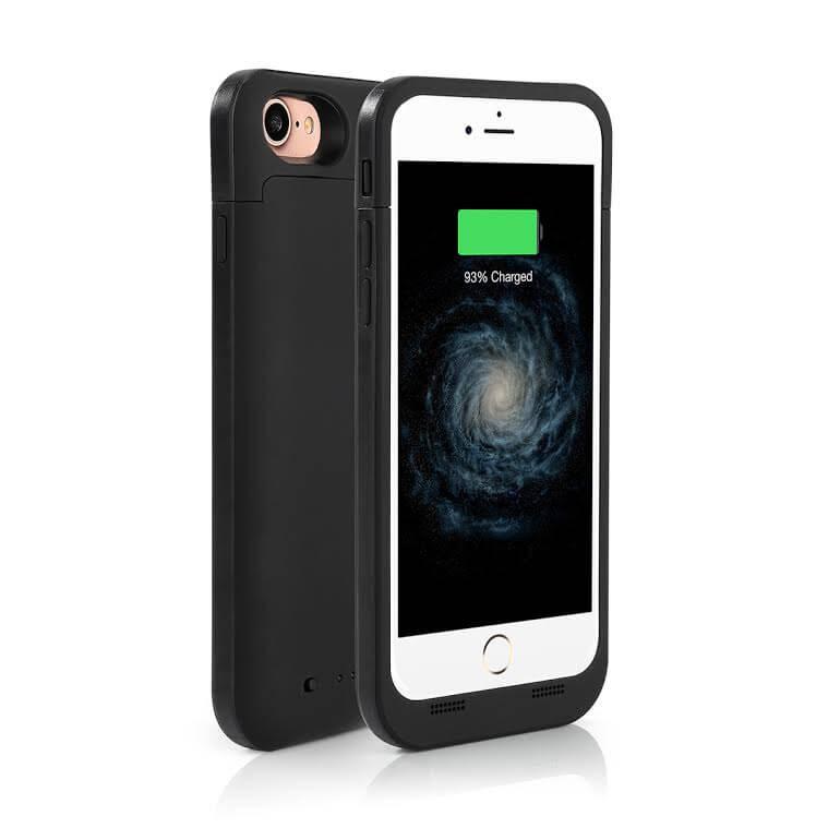 Чехол зарядное для iPhone 7 Charge Case 4.7 -4500 mah black