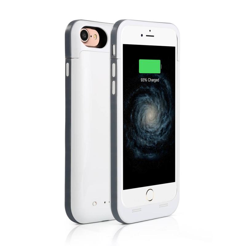 Чехол зарядное для iPhone 7 Charge Case 4.7 -4500 mah White