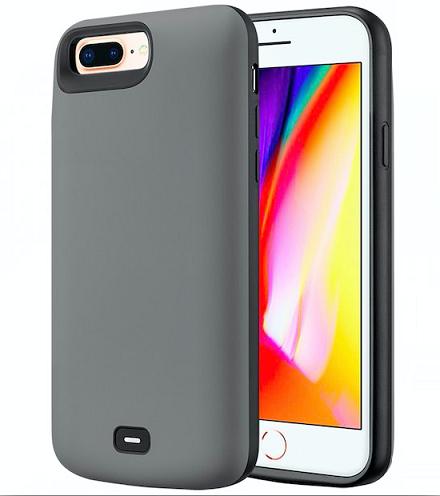 Чехол батарея для iPhone 6/6S (4.7) 10000 mah - Усиленный ProStrum black