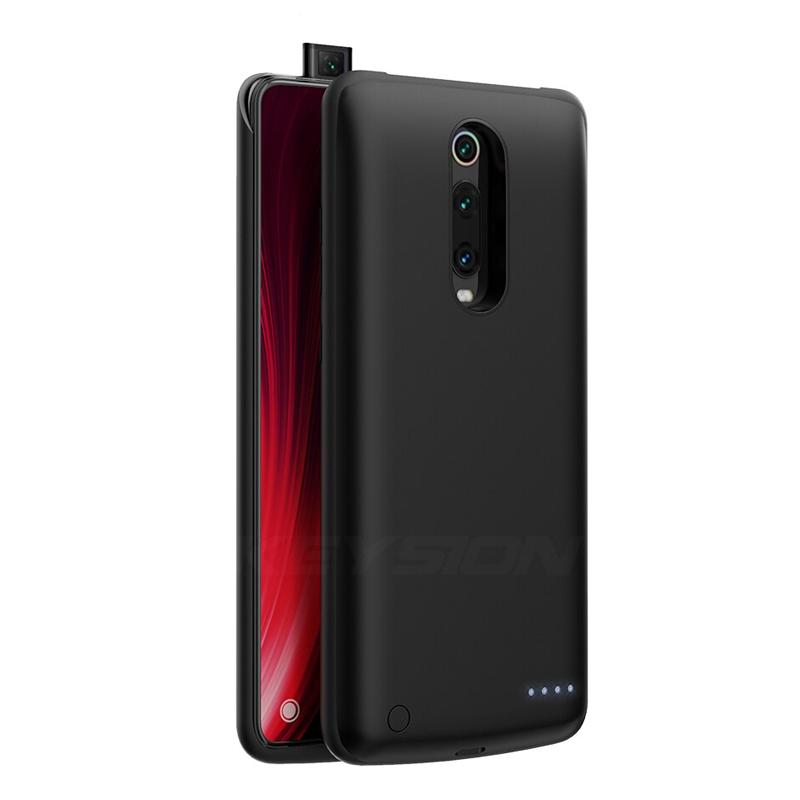 Чехол батарея для Xiaomi MI 9T pro 6500 mAh