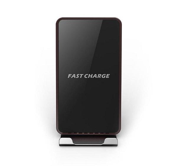 Беспроводная зарядка Fast Wireless Charger для iPhone X, iPhone 8/8+ быстрая зарядка