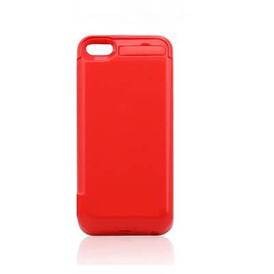 Чехол батарея для iPhone 5/5S/5C iPhone SE ProStrum Red 4200mah