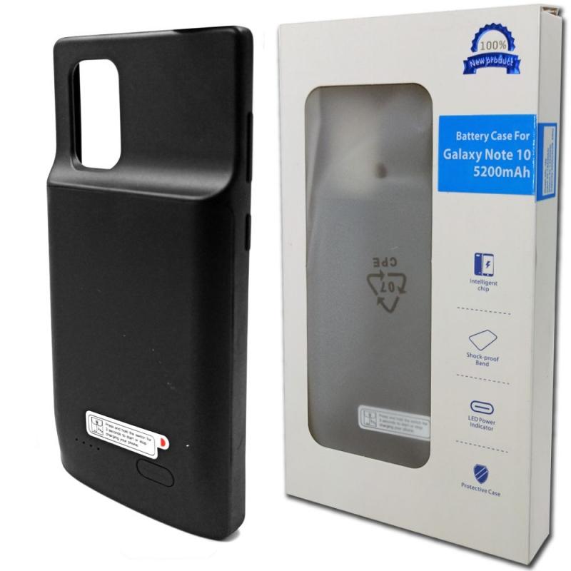 Чехол батарея для Samsung Note 10 5200 мАч