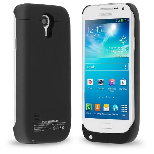Чехол зарядка для Samsung Galaxy S4 mini
