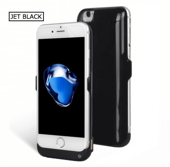 Чехол аккумулятор для iPhone 7 5500mAh - 4.7 ProStrum Jet Black