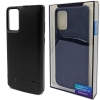 Чехол аккумулятор для Samsung S20 Plus 5G 6000 mAh Black