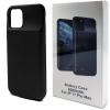 Чехол аккумулятор для iPhone 11 Pro Max 4500 mAh black
