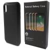 Чехол аккумулятор iPhone X 5200 mah Black